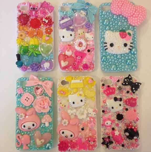Super Cute And Sweet Girly Phone Cases