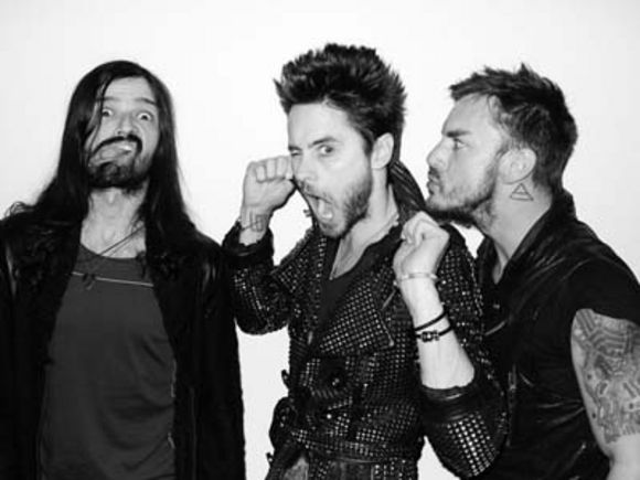 Youtube Evolution Of: Thirty Seconds To Mars YouTube Thirty Seconds Mars' Evolution