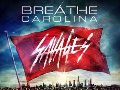 New Music: Breathe Carolina Release Album Savages Savages Release music Carolina Breathe Album
