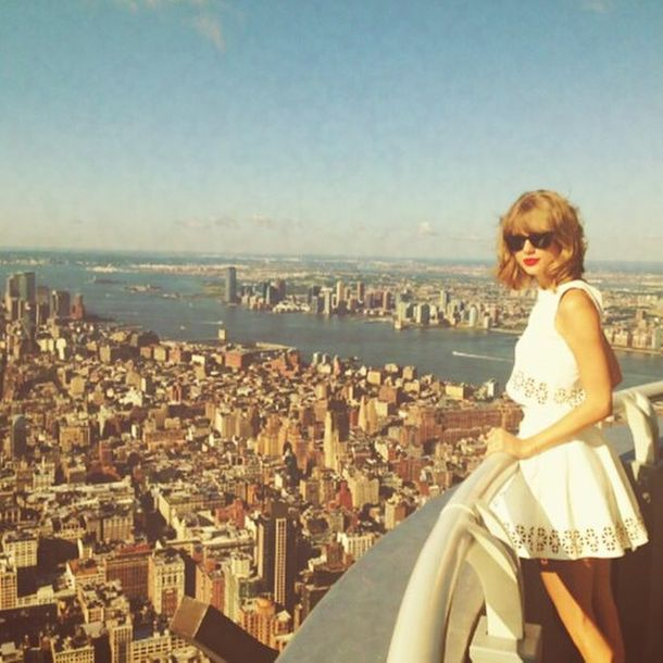 LISTEN: Taylor Swift Releases New Song Welcome To New York York Welcome Taylor swift song Releases LISTEN