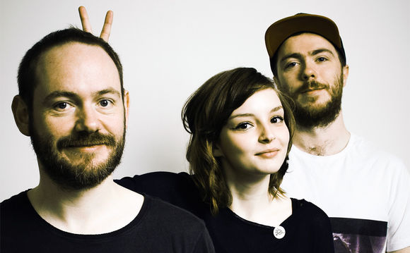 WATCH: Chvrches Release Video For Under The Tide Watch Video Under Tide Release CHVRCHES