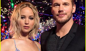 Jennifer Lawrence & Chris Pratt Walk Away from Interview After Awkward Question