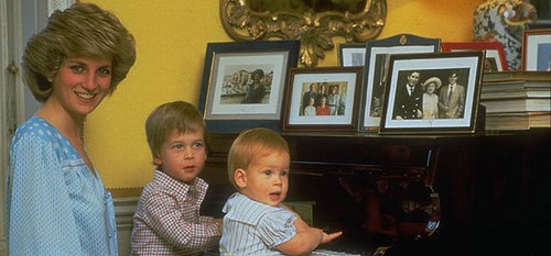 Princess Diana Revealed Fears For Royal Family's Future: Private Letter To Be Auctioned [via celebdirtylaundry]
