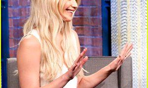 Jennifer Lawrence Clarifies Her Dog's Name: Pippi Lawrence-Stocking!