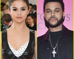 Selena Gomez Gives a Subtle Shout Out to Boyfriend The Weeknd